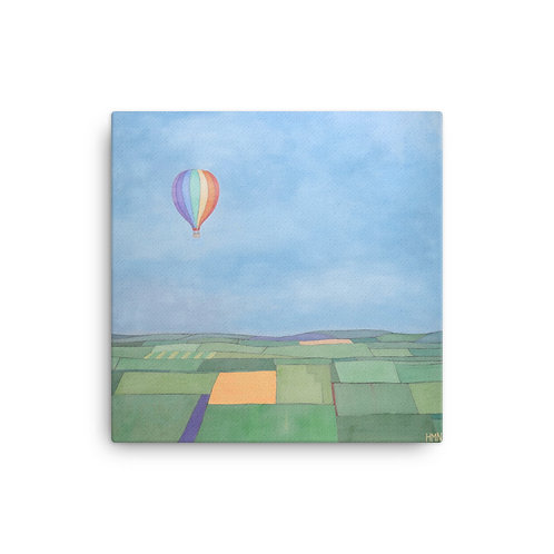 Canvas Print: A Perfect Day