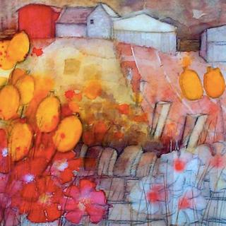 Autumn at Mossyard - SOLD
