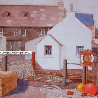Kirkcudbright Harbour - SOLD