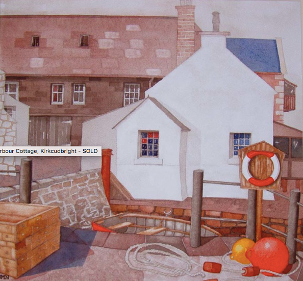 Kirkcudbright Harbour - SOLD