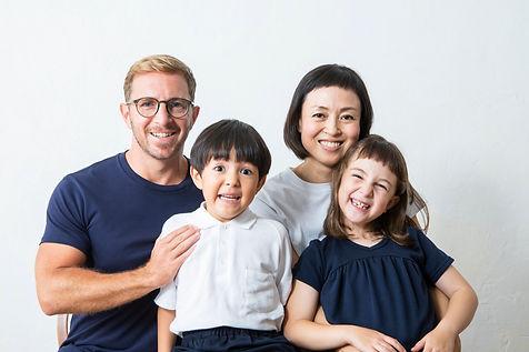 記念撮影 広島 家族写真