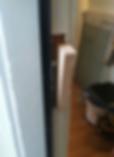 How to repair a wooden door
