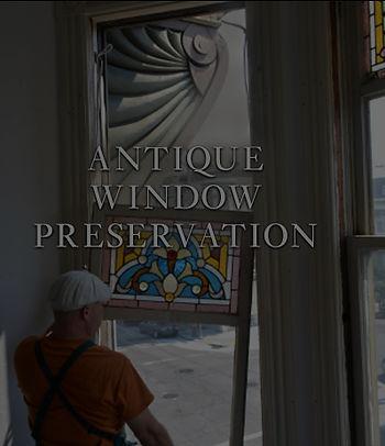 Victorian window restoration, wooden window repair & replacement in San Francisco