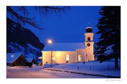 Kirche Weisstannen