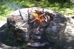 Grillieren im Sommer