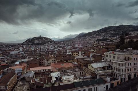 Quito Oldtown Equador