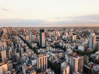 Dronenfotos Buenos Aires