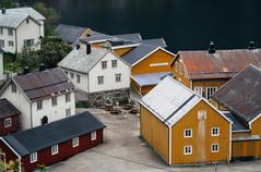 Little Town in Norway