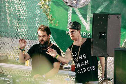 DJ Tennis Zürich