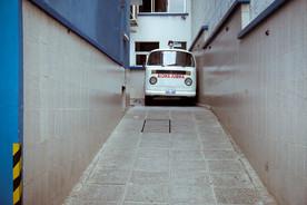Alter Volkswagen Bolivien