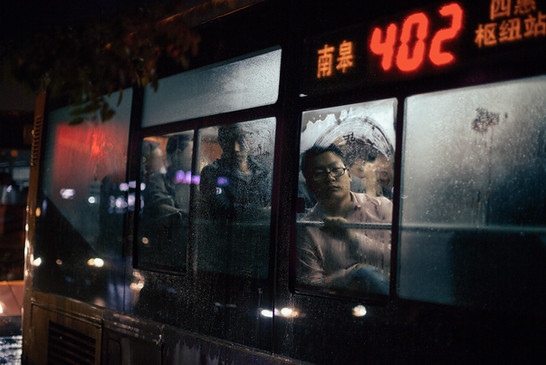 Streetphotography China Shanghai