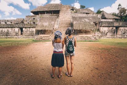 Ek Balam Ruine Mexiko