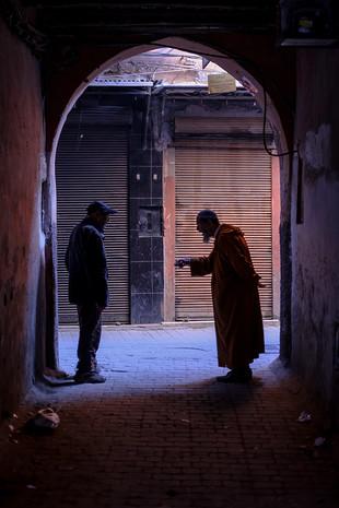 Street Photography Marakesh