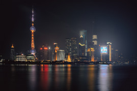 Financial District Shanghai