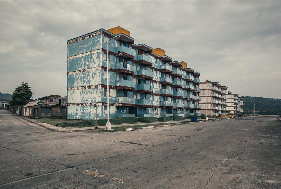 Russische Architektur in Kuba