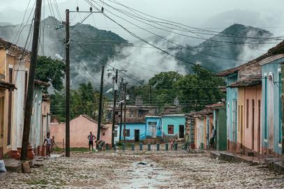 Trinidad Kuba Altstadt