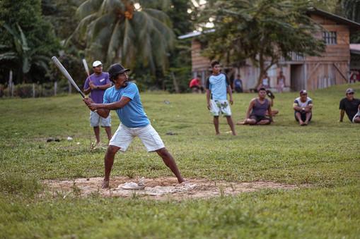 Baseball in Panama popular