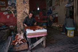 Lederherstellung Marokko