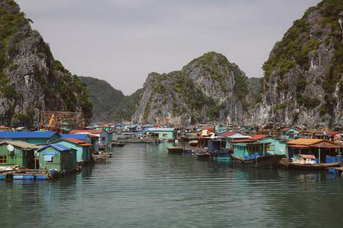 Floating City Vietnam