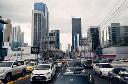 Traffic Jam Panama City