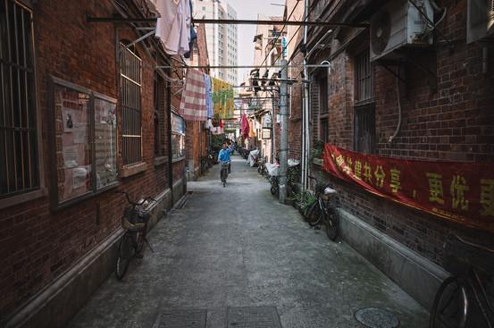 Menschen in China fotografieren