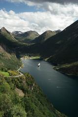 Gairangerfjord Norway