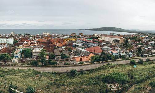 Baracoa Cuba Landscape