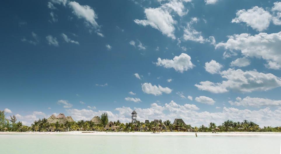 Landscape Mexiko Isla Holbox