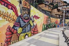 Kommuna 13 Kolumbien
