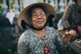 Menschen Fotografieren Vietnam