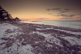 Isla Holbox Beach Mexico