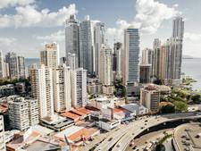 Hochhäuser Panama City