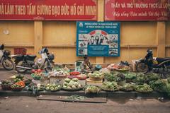 Markt Essen Vietnam Hanoi