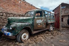 Old Car Bolivia