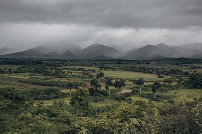 Trinidad Cuba Landscape