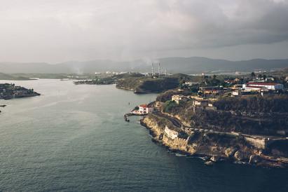 Santiago de Cuba Burg