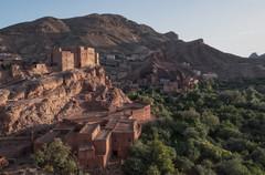 Berber Village Morocoo