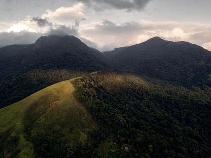 Ilhabela View Mountains