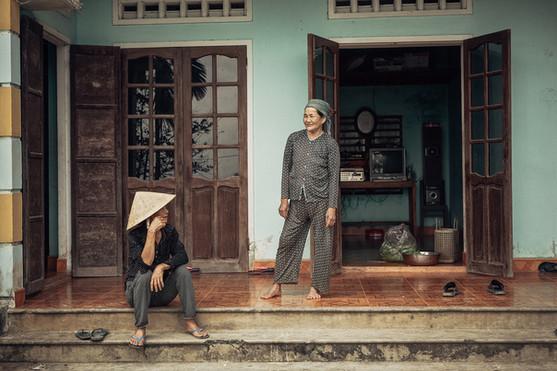 Traditionelle Bekleitung Vietmam