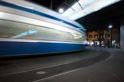 Zürich Tram 4