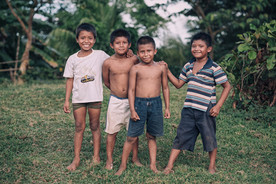 Kinder Bocas del Toro Panama