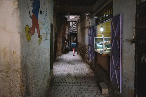 Street Fotografie Marokko