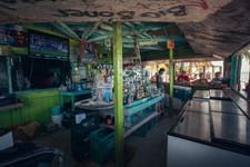 Lazy Lizzard Bar Caye Caulker Belize