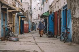 Essaouira Morocco Altstadt