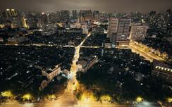 Dark Shanghai Urban Photography