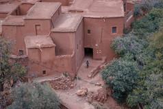 Berber Haus Marokko