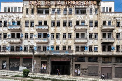 La Paz Bolivia Street Photograpy