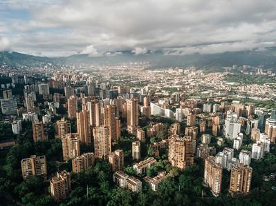 Medellin Street Photography