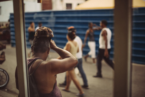 Street Photography Cuba