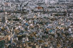 Skyline Ho Chi Minh City